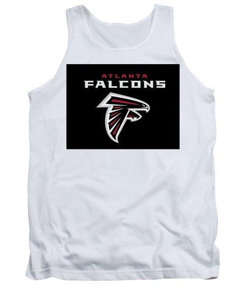 Atlanta Falcons 6 Tank Top