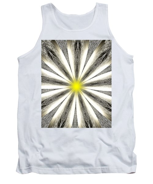 Atomic Lotus No. 4 Tank Top by Bob Wall