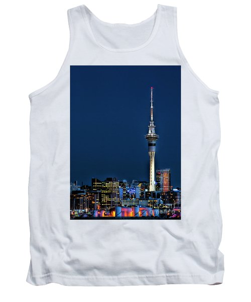 Auckland Skytower Tank Top