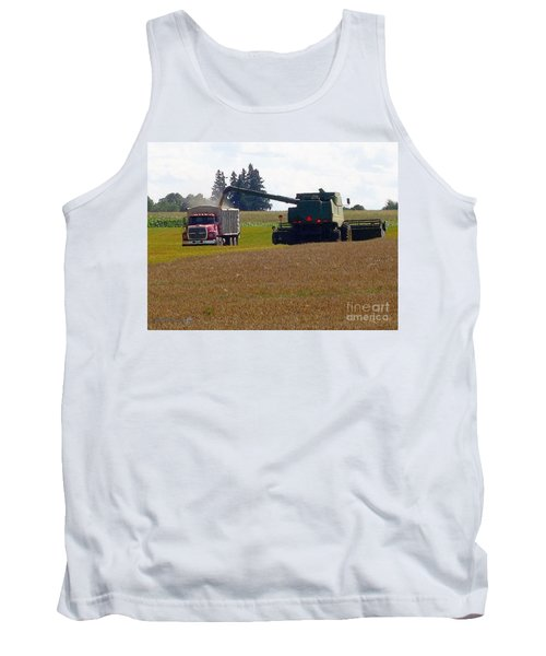 August Harvest Tank Top by J McCombie