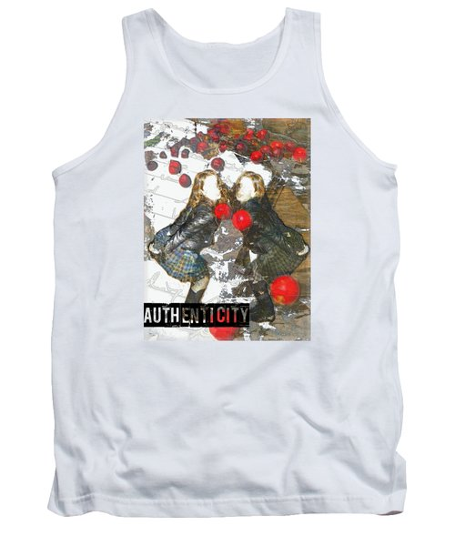 Authenticity Tank Top