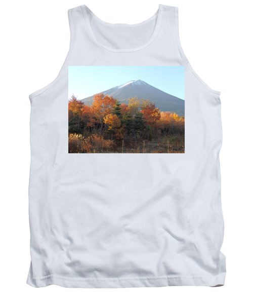 The Forest Of Creation Tank Top