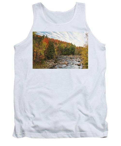 Autumn Adirondack Angling Tank Top
