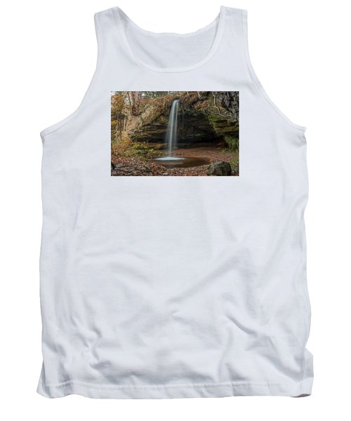 Autumn At Scott Falls Tank Top