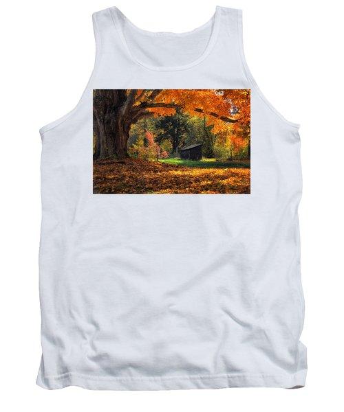 Autumn Brilliance Tank Top