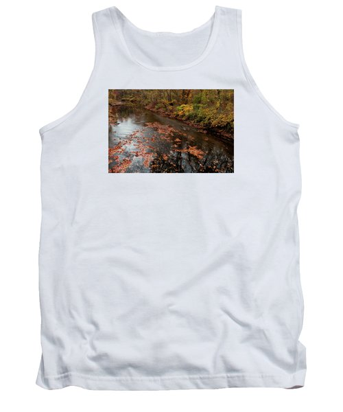 Autumn Carpet 003 Tank Top