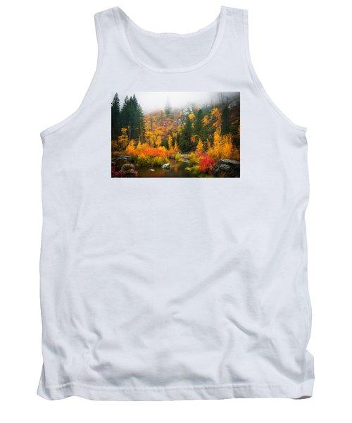 Autumn Colors Symphony Tank Top