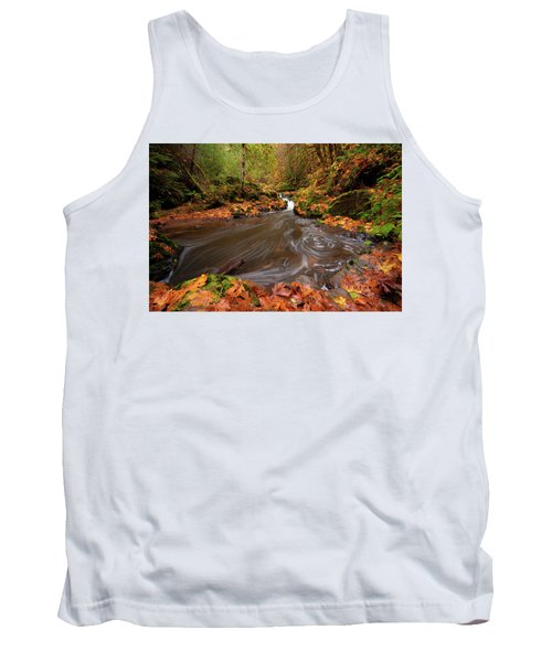 Autumn Flow Tank Top
