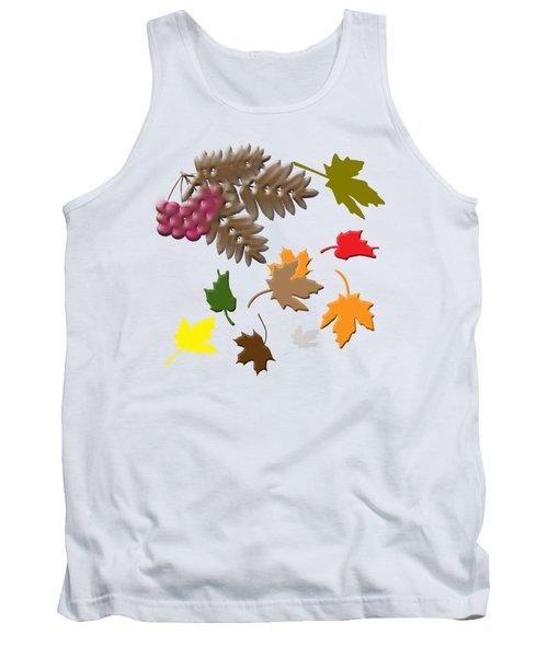 Autumn Tank Top