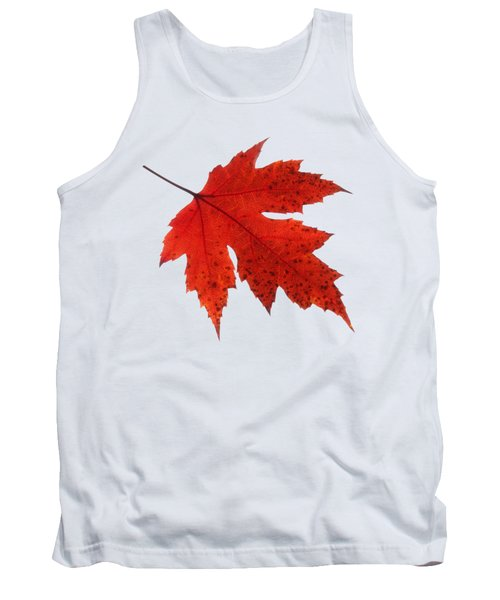 Autumn Leaf 2 Tank Top