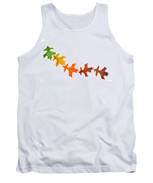 Autumn Leaves 1 Tank Top