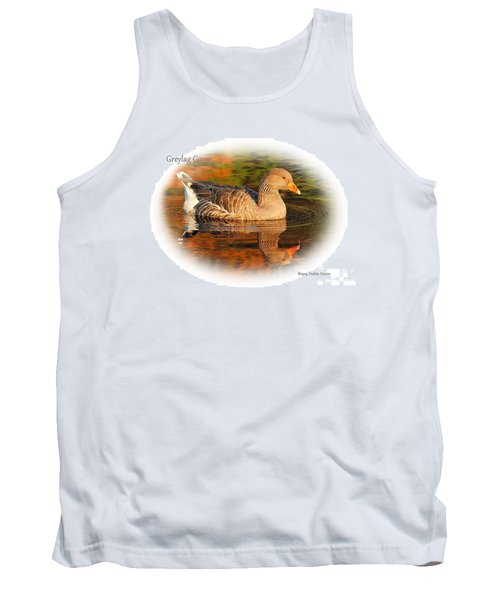 Tank Top featuring the photograph Autumn Reflection by Debbie Stahre