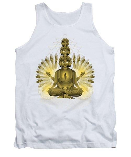 Avalokiteshvara  Tank Top