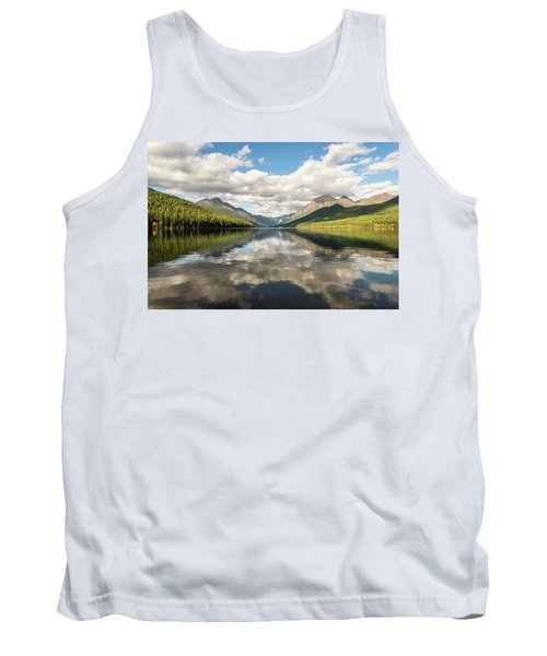 Avenue To The Mountains Tank Top