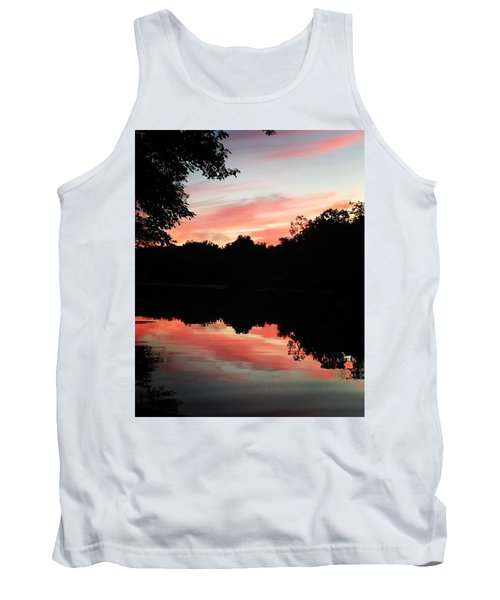 Awesome Sunset Tank Top