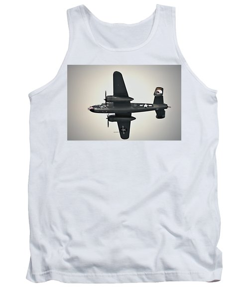 B-25 Fly By Tank Top