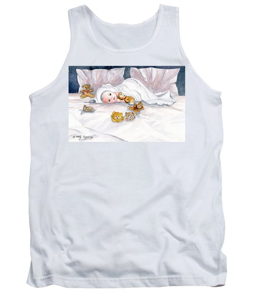 Baby And Friends Tank Top