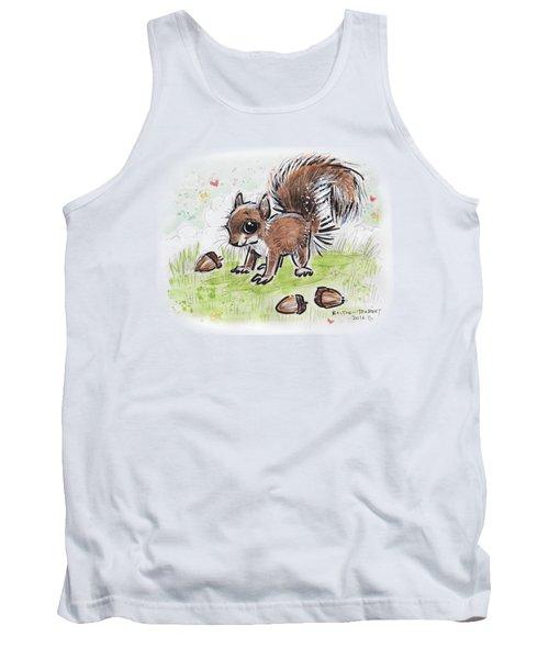 Baby Squirrel Tank Top