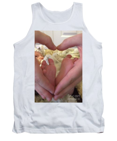 Baby Toes Tank Top