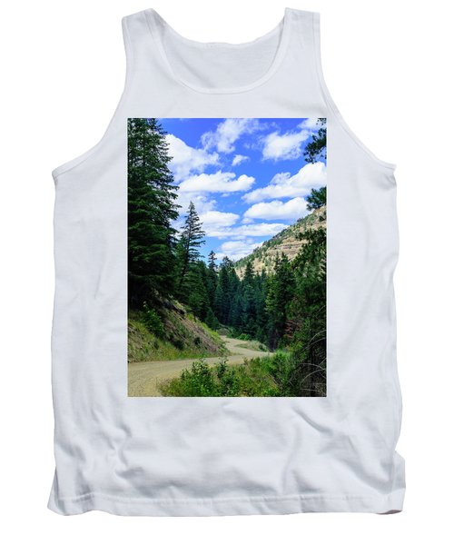 Back Roads Tank Top