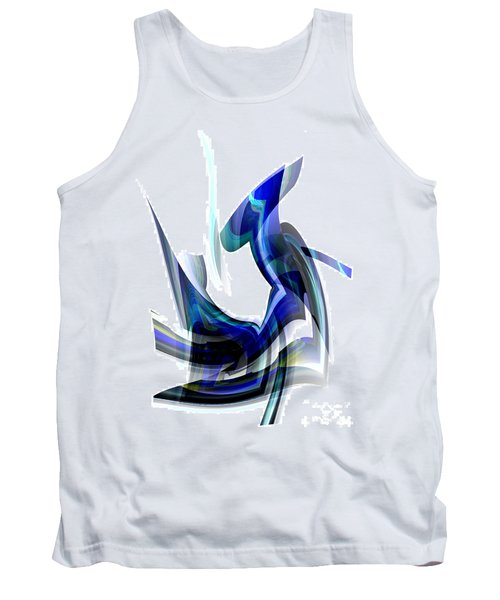 Back To Life Tank Top