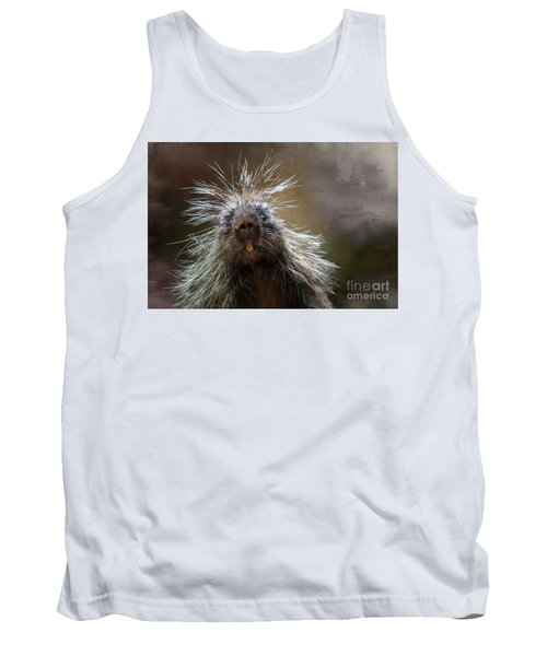 Bad Hairday Tank Top