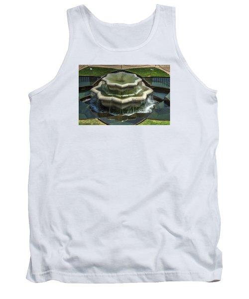 Bahai Fountain Tank Top