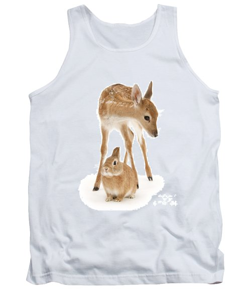 Bambi And Thumper Tank Top