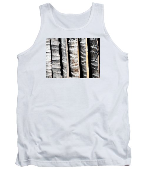 Bamboo Fence Tank Top