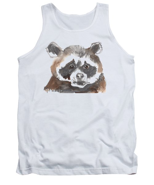 Bandit Raccoon Tank Top