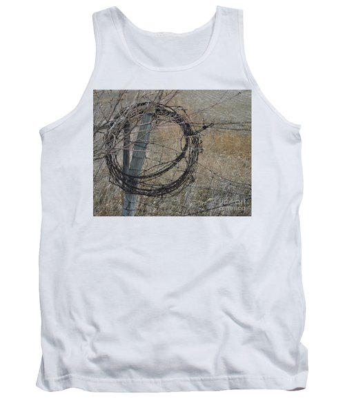 Barbed Wire Tank Top