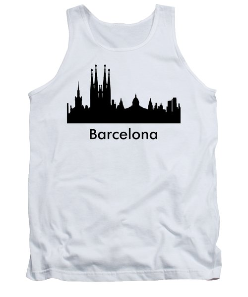 Barcelona Tank Top