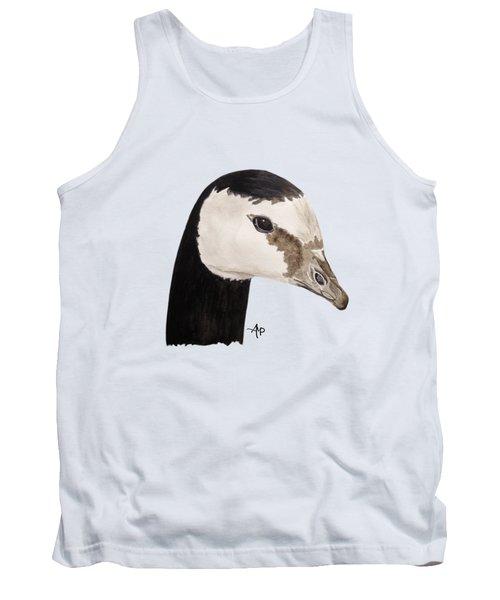 Barnacle Goose Portrait Tank Top