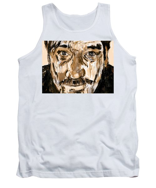 Bart Tank Top by Jim Vance