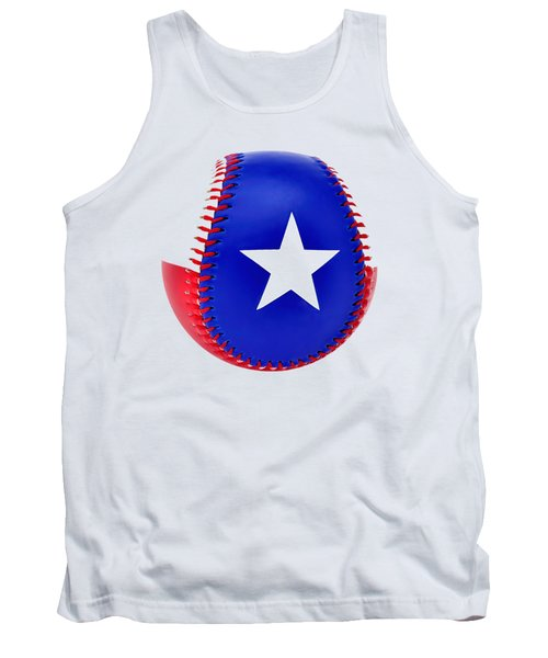 Baseball Star Tank Top