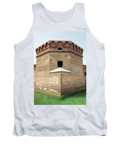 Bastion At Ft Jefferson Tank Top
