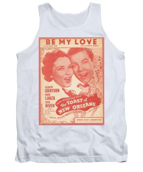 Be My Love Tank Top