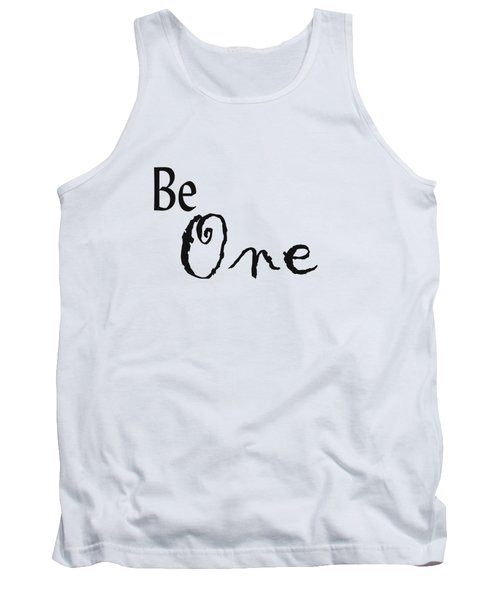 Be One Tank Top