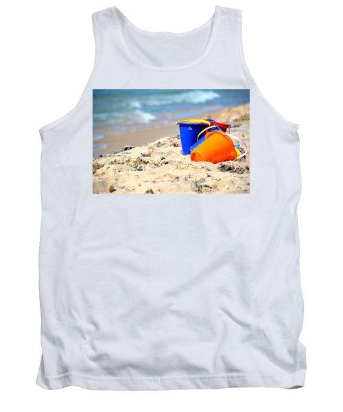 Beach Buckets Tank Top
