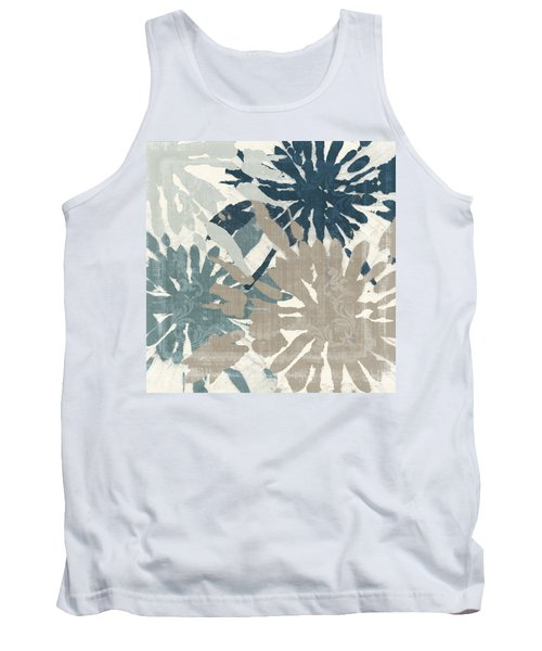 Beach Curry Iv Ikat Tank Top