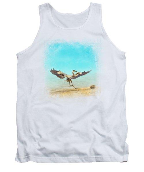 Beach Dancing Tank Top