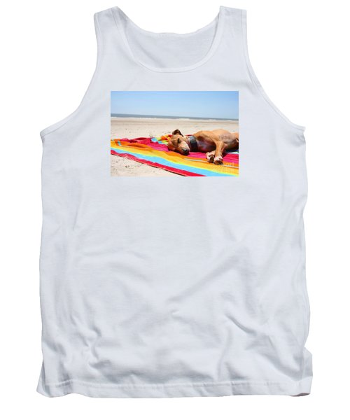 Beach Dreams Are Made Of These Tank Top