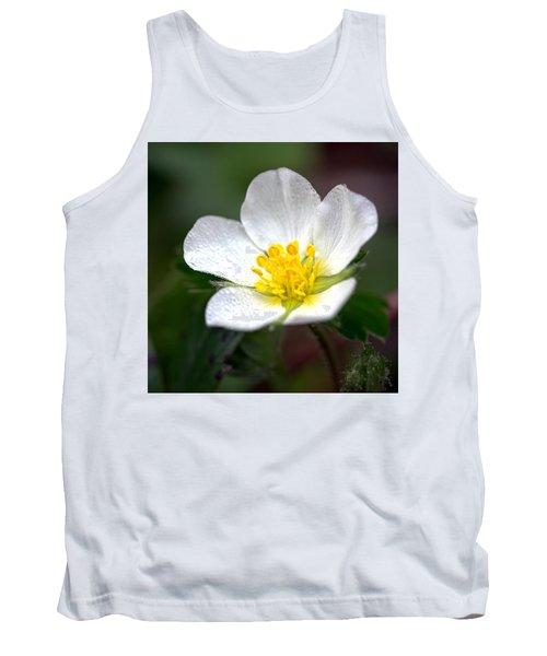 Beach Flower Tank Top