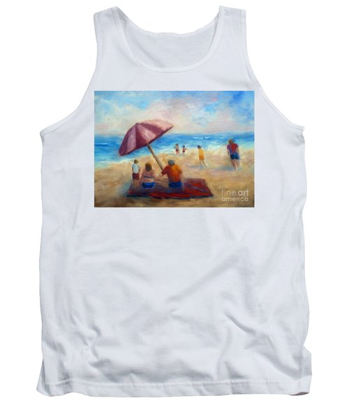 Beach Fun Tank Top