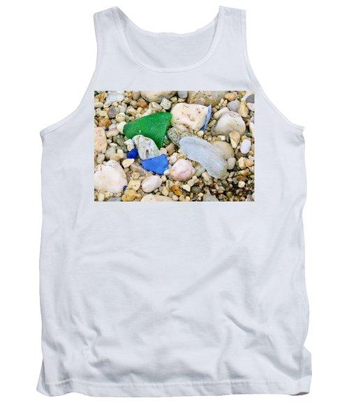 Beach Glass Tank Top