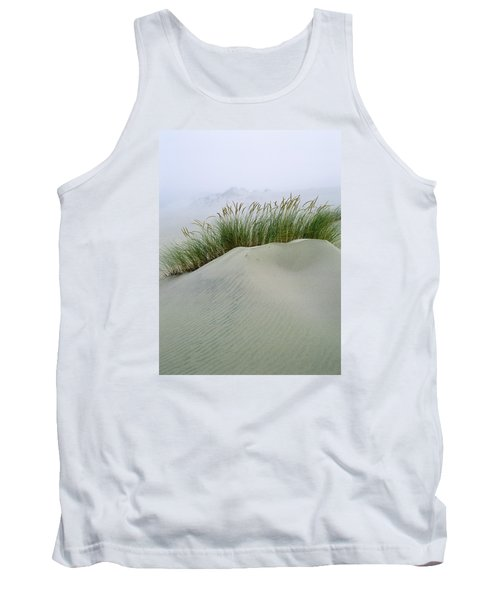 Beach Grass And Dunes Tank Top