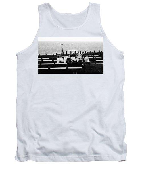 Beach Horse Tank Top