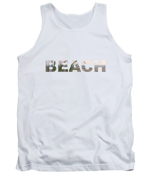 Beach Tank Top