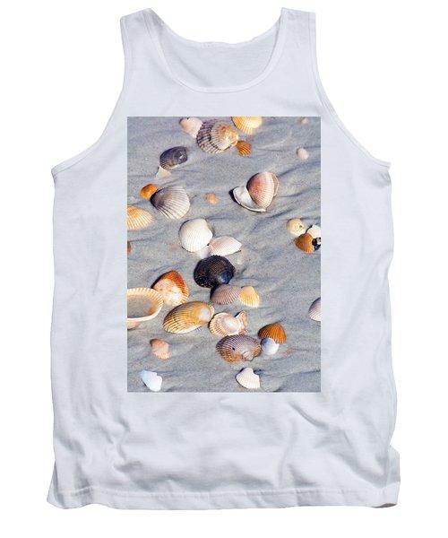 Beach Shells Tank Top