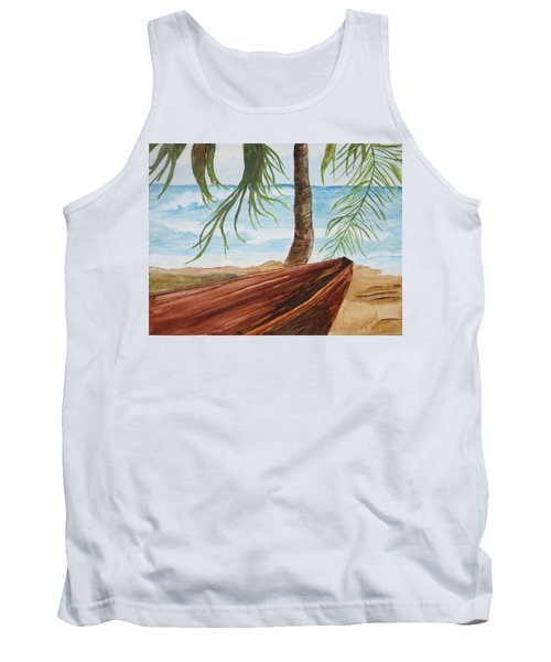 Beached Boat Tank Top